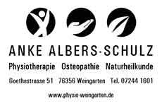 Praxis für Physiotherapie Anke Albers-Schulz