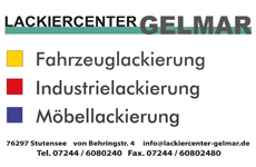 Lackiercenter Gelmar  GmbH