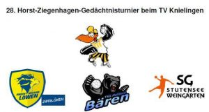 Horst-Ziegenhagen-Turnier @ Harald-Schenk-Halle | Karlsruhe | Deutschland