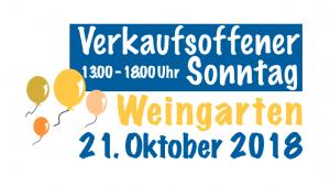 Verkaufsoffener Sonntag 2018 in Weingarten @ Weingarten | Weingarten (Baden) | Baden-Württemberg | Deutschland