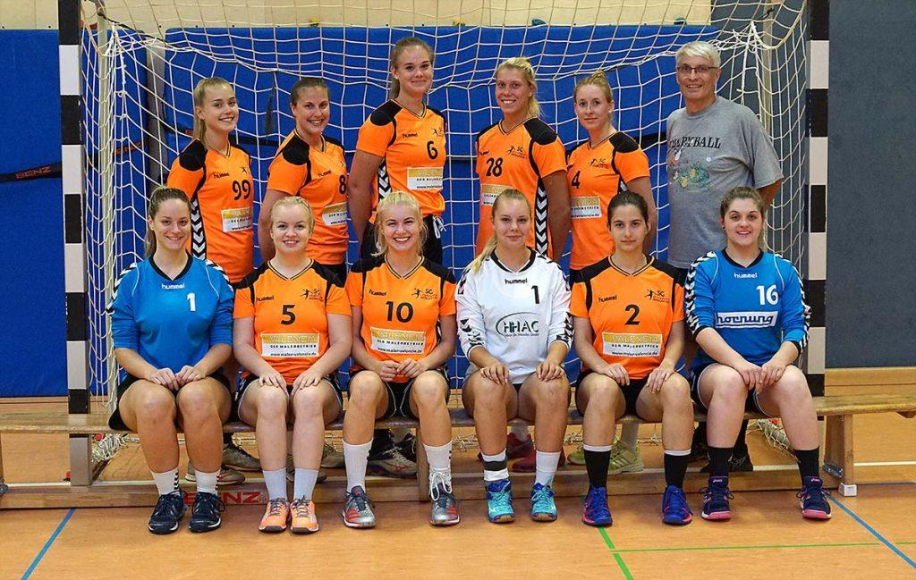 Wechsel auf der Trainerposition des Verbandsligateams der SGSW- Damen