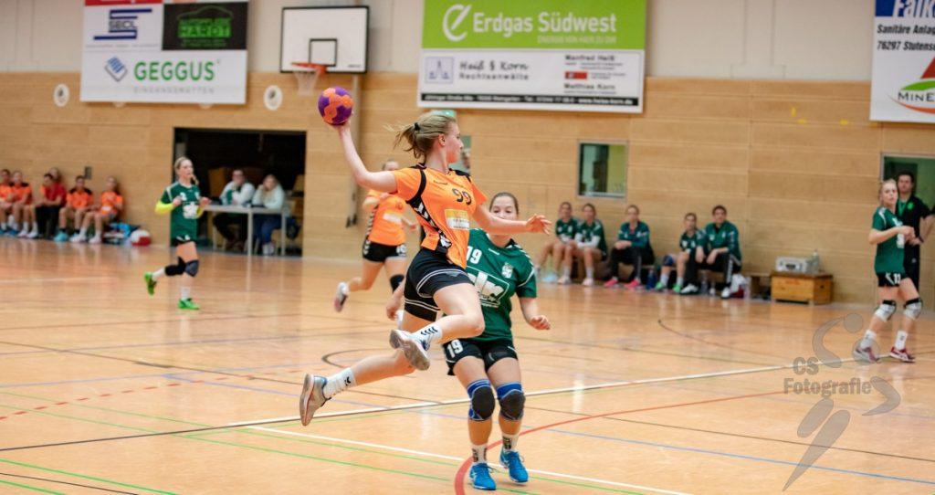 SGSW Damen müssen in der Verbandsliga zweite Niederlage hinnehmen