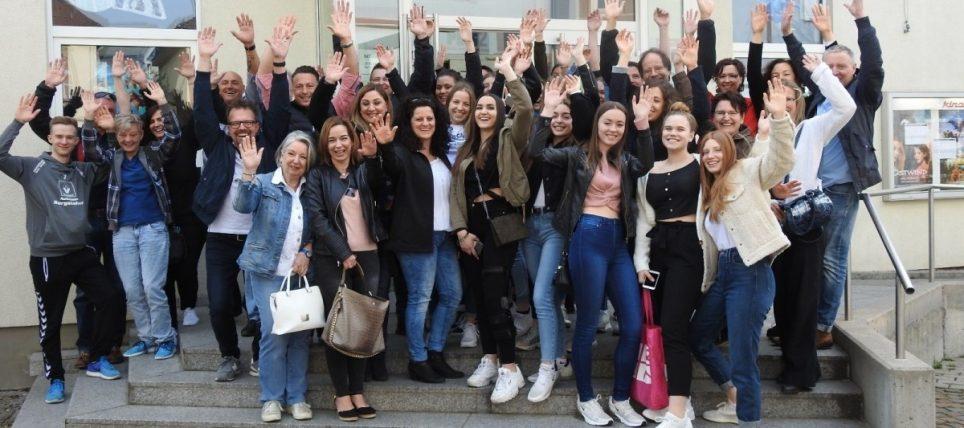 BWOL Team 2018/2019 weibliche B-Jugend verabschiedet sich mit einem unvergesslichen Tag