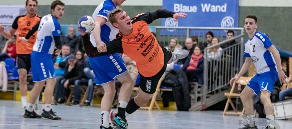 In der Sporthalle Blankenloch werden am Samstag vier interessante Handballpartien angeboten