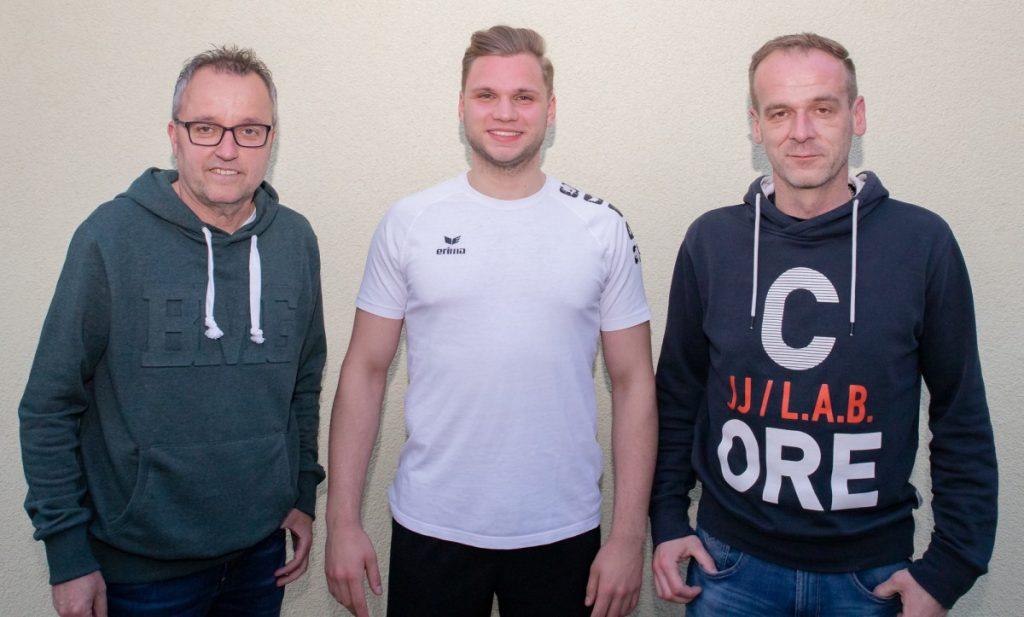 Marius Gabel kommt von der HG Oftersheim/Schwetzingen zur SGSW