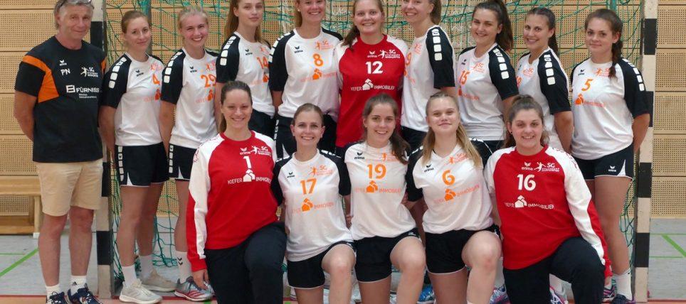 Doppelaufstieg der beiden Damenmannschaften der SGSW