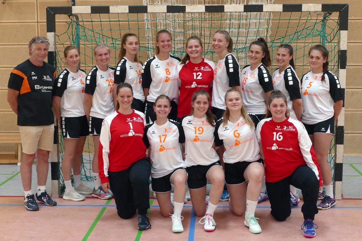 """Besondere Trainingseinheit bei der wA und den Damen1 – """"Breakletics"""""""