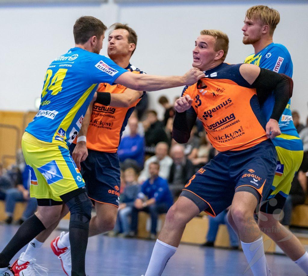 Ein interessantes Handballwochenende liegt vor der SG Stutensee-Weingarten