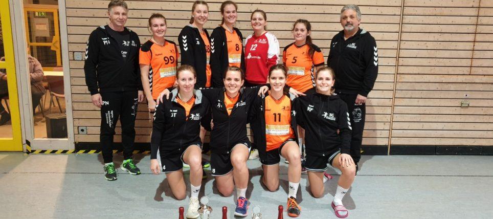 2. Platz beim Vorbereitungs-Turnier in Wiernsheim