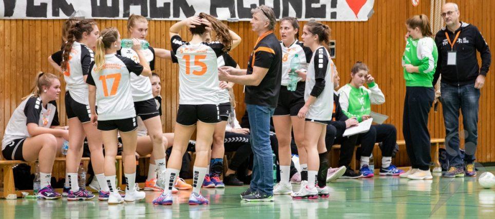 SGSW Damen durch Derbysieg zurück in der Erfolgsspur