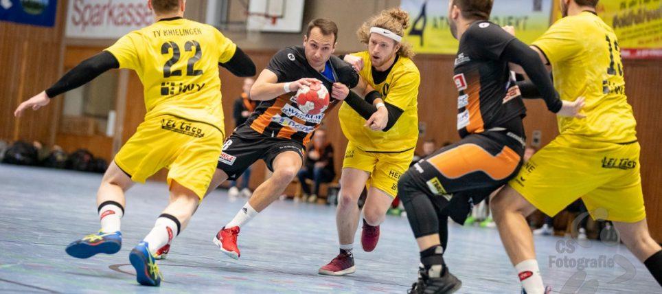 Derbysieg der SGSW in Knielingen
