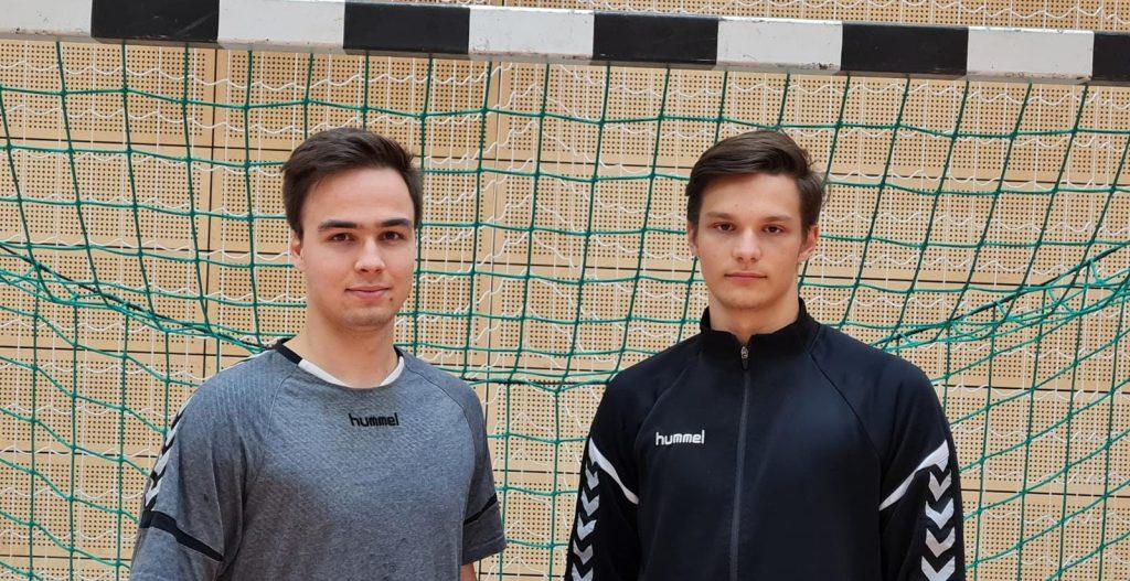 Baden meets Bayern – Marvin und Stefan stellen sich vor