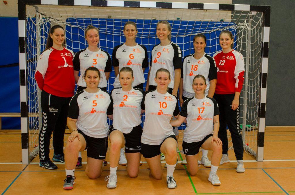 Ende in Sicht – 1. Damenspiel in Nussloch