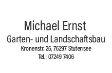 Garten- und Landschaftsbau Ernst