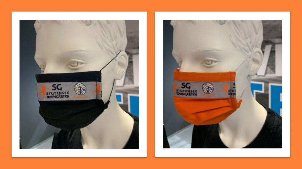 #VollePowerSGSW – ab Montag mit Maske!