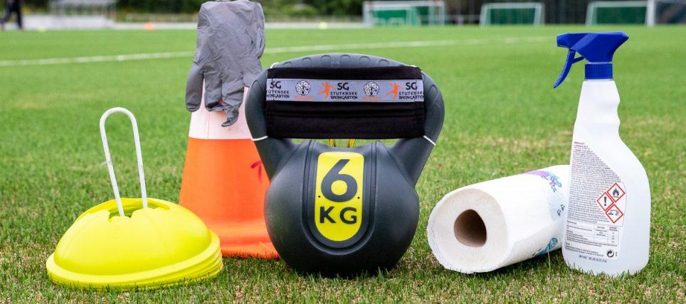 SGSW-Handballer versuchten einen Neustart an der frischen Luft