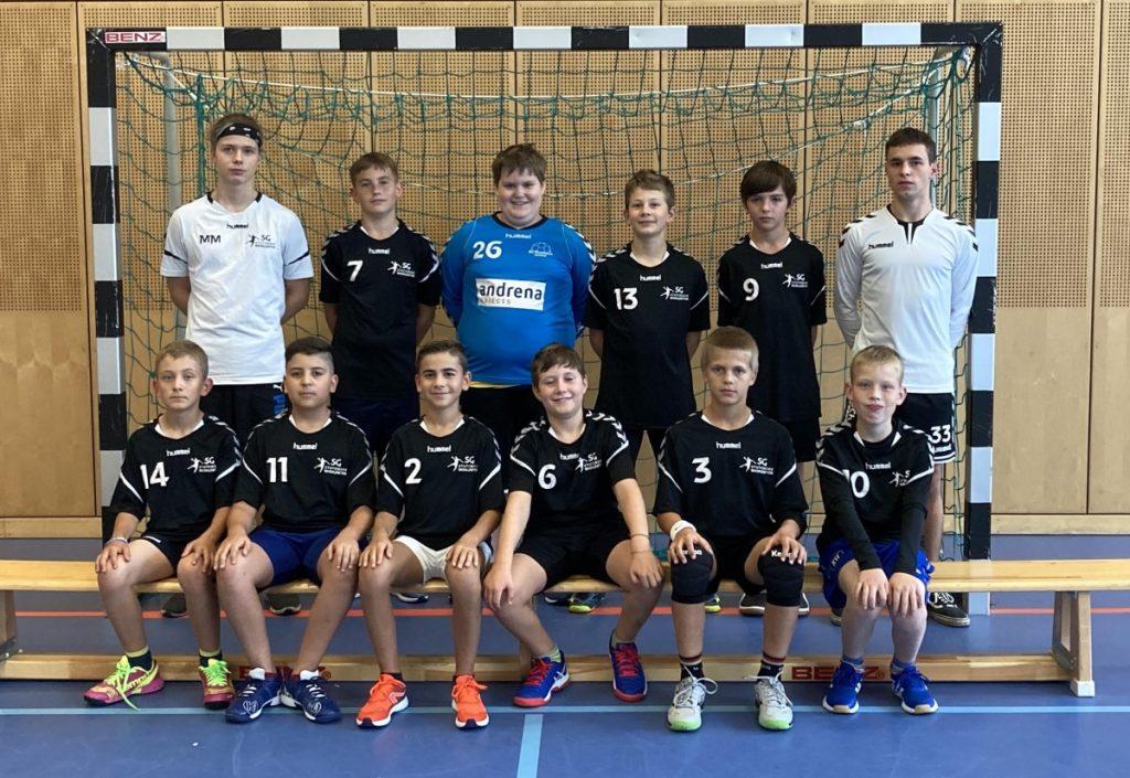 MD1 nimmt mit einem neuen Trainerduo die erste Bezirksliga ins Visier