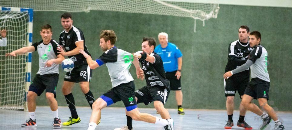 SGSW Herren überraschen in der Badenliga mit Auswärtssieg